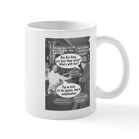 Hey, Bar Keep! Mug