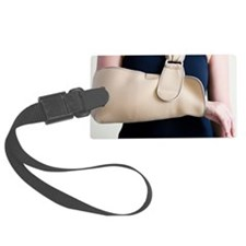 Arm in a sling - Luggage Tag