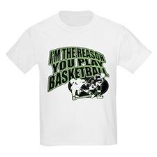 Hockey Reason You Play Basketball T-Shirt