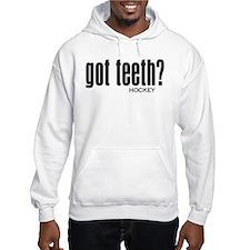 Hockey Got Teeth Hoodie