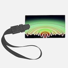 Sound byte, 3D-artwork - Luggage Tag