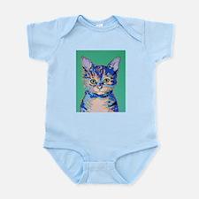 small cat Infant Bodysuit