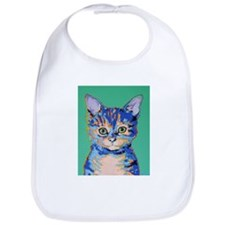 small cat Bib