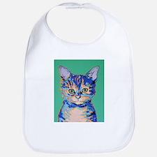 small cat Bib