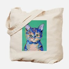 small cat Tote Bag