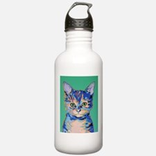 small cat Water Bottle