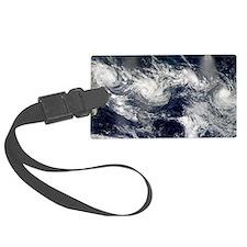 Tropical cyclones - Luggage Tag