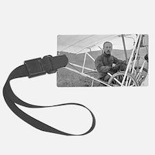 Alberto Santos-Dumont, Brazilian pilot - Luggage Tag