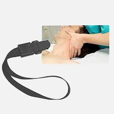 Cervical spine mobilisation treatment - Luggage Tag