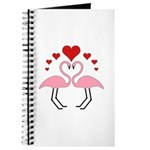 Flamingo Hearts Journal