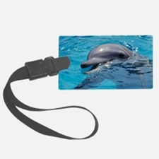Bottlenose dolphin - Luggage Tag
