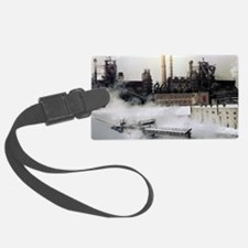 Iron and steel works - Luggage Tag