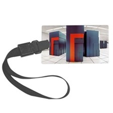 NERSC supercomputers - Luggage Tag