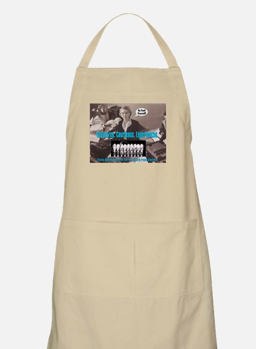 Organized, curtious, experienced Apron