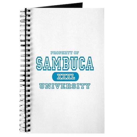 Sambuca University Alcohol Journal