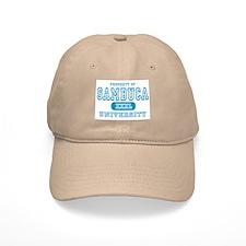Sambuca University Alcohol Baseball Cap