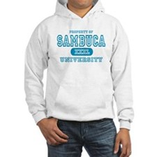 Sambuca University Alcohol Jumper Hoody