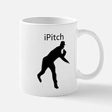 iPitch Baseball Pitcher Mug