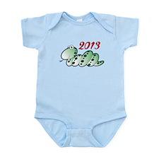 2013 - YEAR OF THE SNAKE Infant Bodysuit