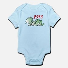 2013 - YEAR OF THE SNAKE Infant Bodysuit