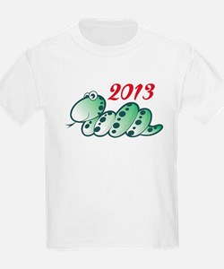 2013 - YEAR OF THE SNAKE T-Shirt