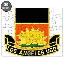 Abraham Lincoln HS LAUSD, LA, CA Puzzle