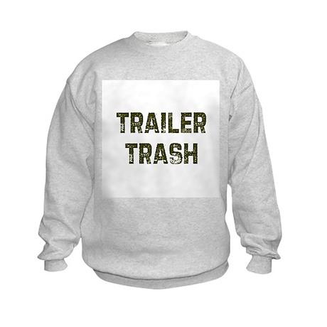 Trailer Trash Kids Sweatshirt