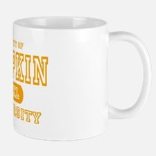 Pumpkin University Halloween Mug