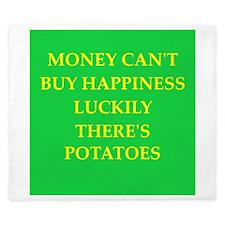 potato King Duvet