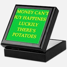 potato Keepsake Box