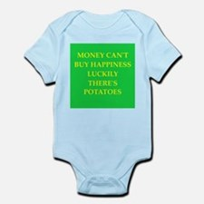 potato Infant Bodysuit