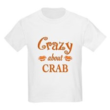 Crazy About Crab T-Shirt