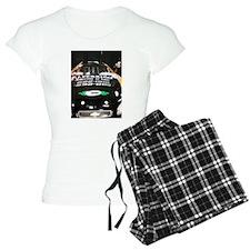 Attorney Sponsored Racing Car Pajamas