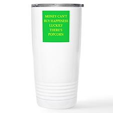 popcorn Travel Mug