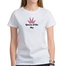Queen of the Sky (pink) Tee
