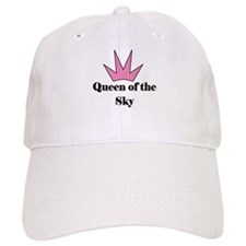 Queen of the Sky (pink) Baseball Cap