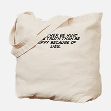 Cool The truth hurts Tote Bag