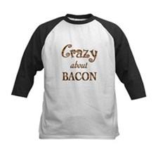 Crazy About Bacon Tee