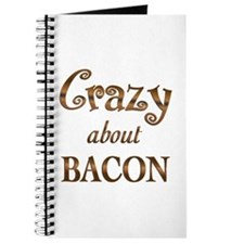Crazy About Bacon Journal