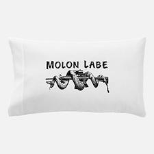 Molon Labe AR15 Pillow Case