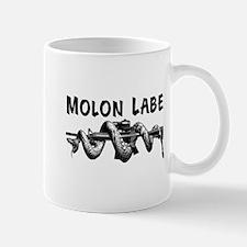 Molon Labe AR15 Mug