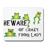 Frog Classic Mousepad