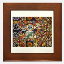 Mosaic madness Framed Tile