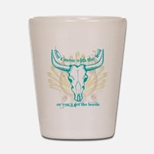 The Bull Shot Glass