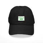 Wicked Witch University Halloween Black Cap