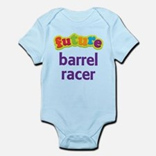 Future Barrel Racer Infant Bodysuit