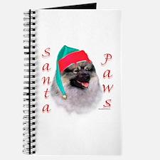 Santa Paws Keeshond Journal