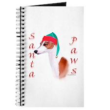 Santa Paws Italian Greyhound Journal