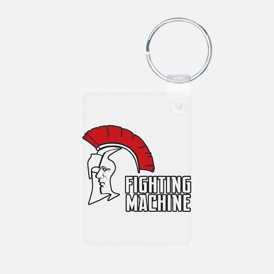 Fighting Machine Gear Keychains