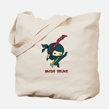 Bacon Ninjas Tote Bag